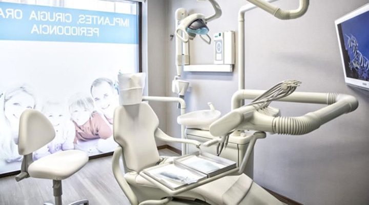 Clinica dental Toledo - Torres Dental - Sillón dental
